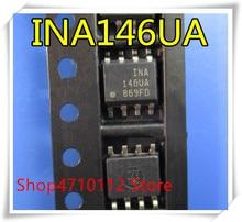 NEW 10PCS/LOT INA146UA INA146U INA146 SOP-8  IC