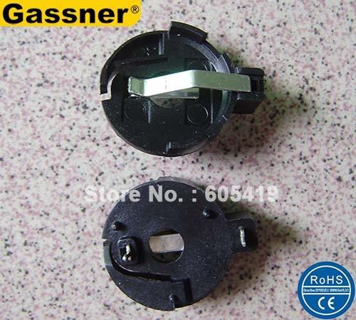 5X CR2032 Halter 3V Zelle Cell Coin Holder Case