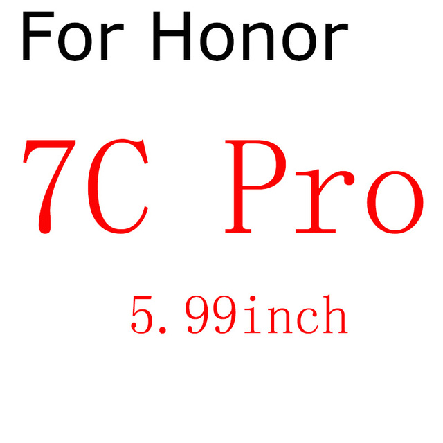 For Honor 7C Pro