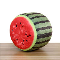 giant inflatable watermelon red slice inflatable watermelon model with air blower for display