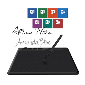 Image 4 - GAOMON S620 6.5 x 4 Inches Digital Pen Tablet Anime Graphic Tablet for Drawing &Playing OSU with 8192 Levels Battery Free Pen