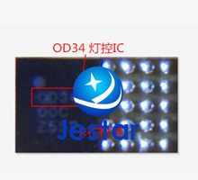 OD34 0D34 20pin  light control IC for samsung  C5000 C7000 MS-C5000