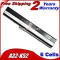 Аккумулятор для ноутбука Asus A52 A52F A52J A52JB A52JK A52JR A52JR-X1 K42 K42F K42F-A2B K42JB K42JK K42JR K42JR-VX047X K42JV K52F