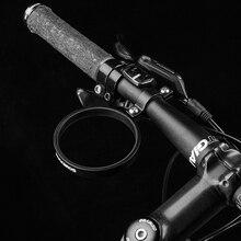 ROCKBROS Bike Bottle Holder Motorcycle Handlebar Mount Bracket Lightweight Coffee Water Cage Aluminum Cycling