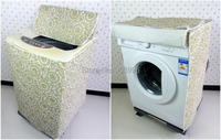 Thickened magnificent style-LG/Little Swan/Haier waterproof washing machine cover sunscreen twin drum-type automatic dust cover