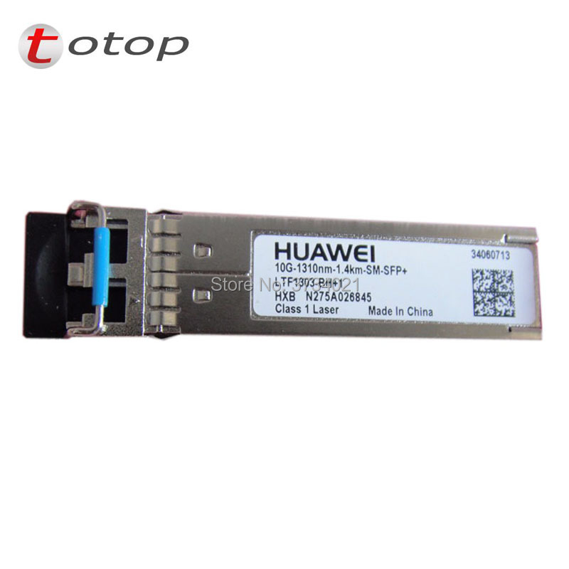 Hua Wei Single-mode 10g 1310nm 1.4km Fiber Optic Module 10g-1310nm-1.4km-sm-sfp Mtrs-1e21-01 Modern Design Fiber Optic Equipments Cellphones & Telecommunications