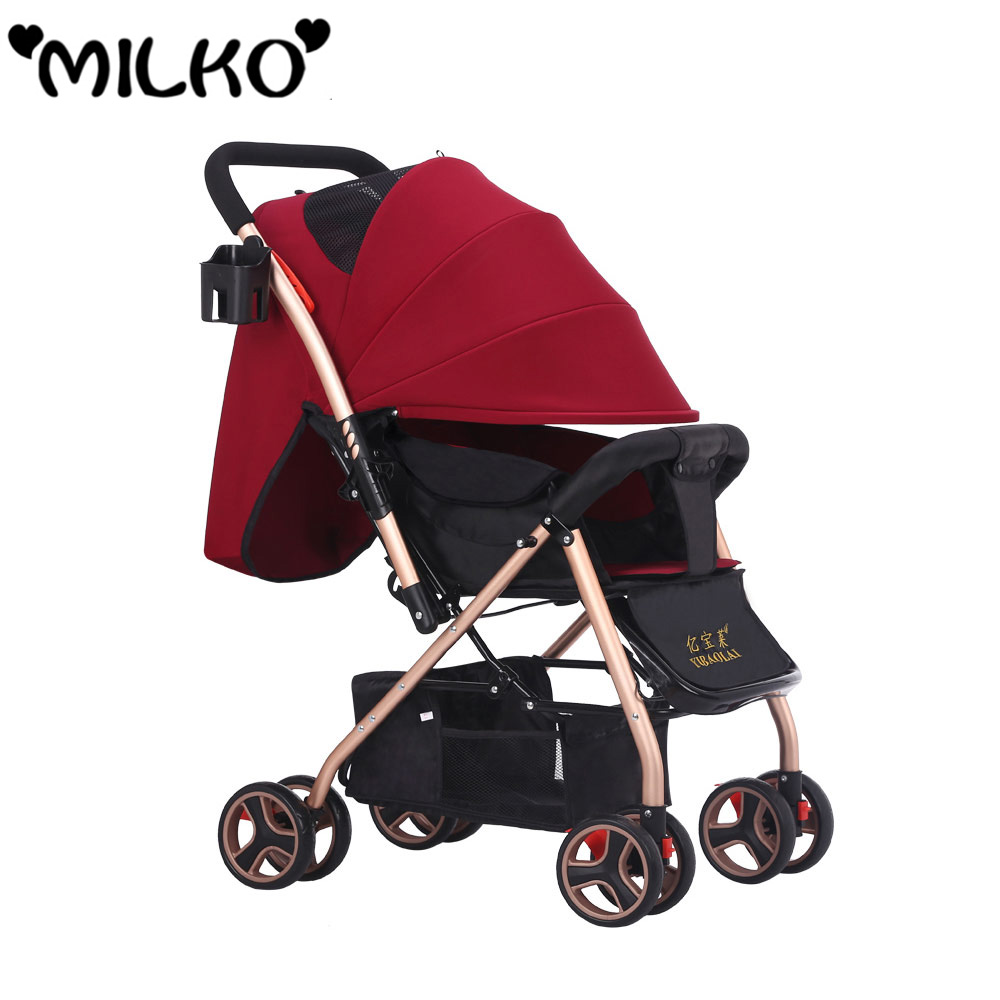Newborn Umbrella Stroller Free Shipping Baby Safty Umbrella Stroller 3 In 1 Pram