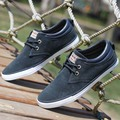 New 2017 Top Fashion brand man footwear Canvas men's shoes For Men,Daily casual shoes Spring Autumn man's shoes RM-002