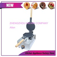 Commercial Waffle Machine Gas Waffle Machine for Hotels 180*180*10mm