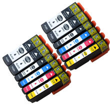 12 Multi-Pack T3357 T33XL Ink Cartridges Compatible For Epson Expression XP-635 Printers T3351 T3361 T3362 T3363 T3364