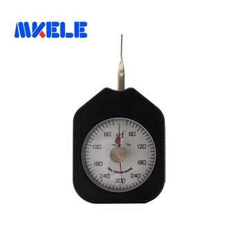 цена на SEG-300-2 300g  Tensiometer  Analog Dial Gauge Double Pointer Force Tools Tension Meter