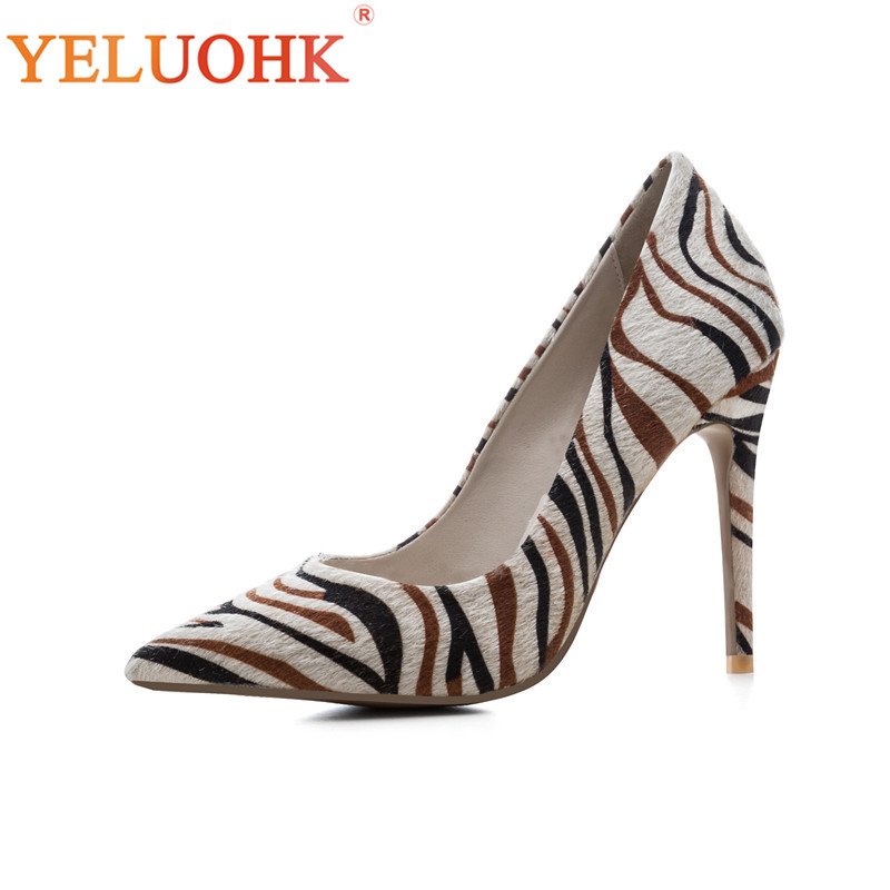 33-43 Extreme High Heels Big Size Shoes Women Heels Top Quality 2018 Spring Shoes Heel Women 10 CM 33 43 2018 spring shoes women heels patent leather shoes heel women high quality women pumps high heels big size 5 5 cm page 3
