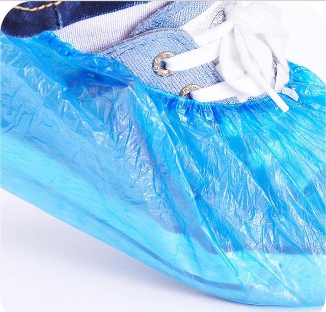 Disposable Shoe Covers 100 pcs/Set