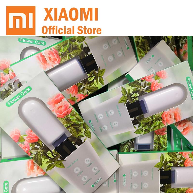 Image 2 - New Xiaomi Mi flower Monitor Digital Plants Grass Flower sensor Care Soil Water Light Smart Tester Sensor International HHCC-in Smart Remote Control from Consumer Electronics