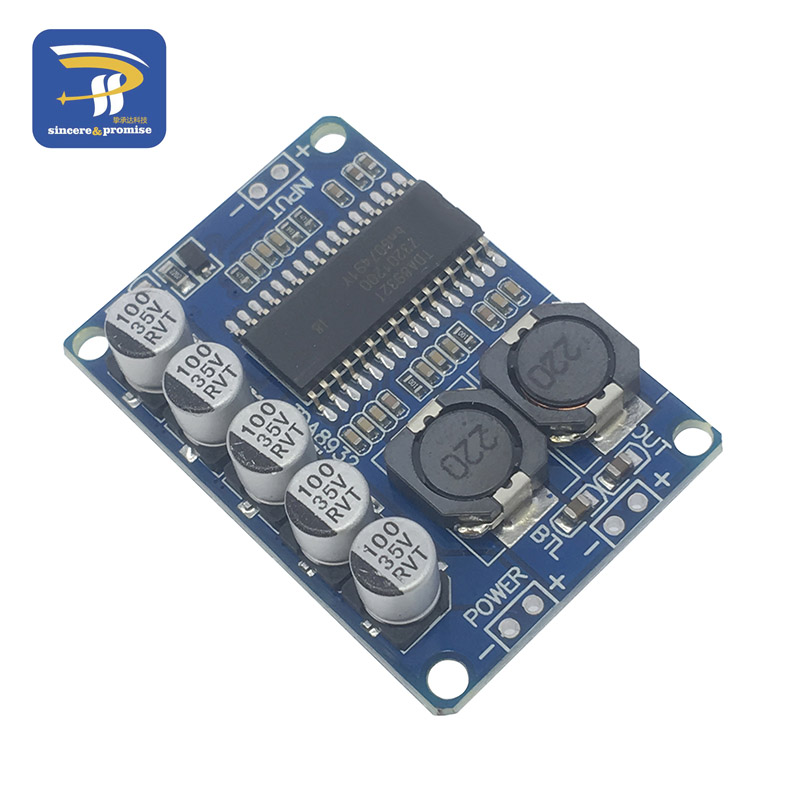 Digital power amplifier board module 35w mono amplifier module high digital power amplifier board module 35w mono amplifier module high power tda8932 low power consumption in integrated circuits from electronic components altavistaventures Choice Image