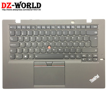 Touchpad Carbon-Gen Thinkpad Palmrest Backlit Keyboard SE for X1 3rd Swedish/finnish