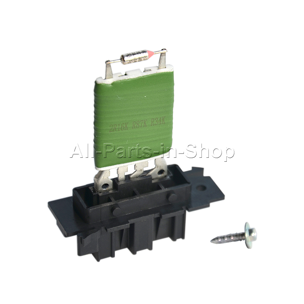 Heater Blower Motor Fan Resistor For Vauxhall Corsa D Fiat Fuse Box Grande Punto 13335074 1845132 On Alibaba Group