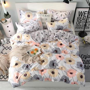 Quality Bed Set 3/4pcs Bedding Set Family Set Include Bed Sheet Duvet Cover Pillowcase Children's Decor Bedspread Comforter Set