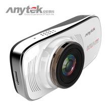 "Original Anytek A7 Ambarella A2 Coche DVR con 170 Ancho Del Ángel 2.7 ""FHD 1296 P Coche DVR WDR G-sensor de Visión Nocturna Dash cam"