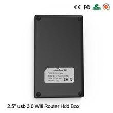 """1 UNID Plástico 64G SSD 2.5 """"Envío Libre USB 3.0 a Sata unidad de Disco duro Recinto para SSD de Lectura (64G SSD Incluido)"""