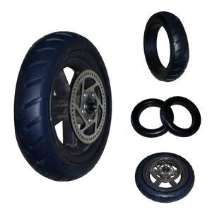 Image 5 - Neue Roller Solide Reifen 21,59 CM Pedal Rad Ersatz Explosion Proof Reifen Für Xiaomi M365 Elektrische Roller Zubehör