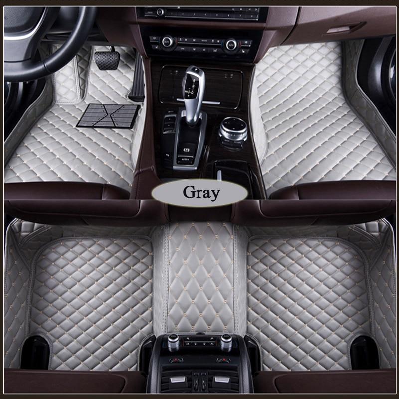 3D Car Floor Mats For Kia Sportage 2018 Ceed Rio 3 4 Soul Optima Sorento Niro Stinger Sorento Floor Mats For Cars Custom Made