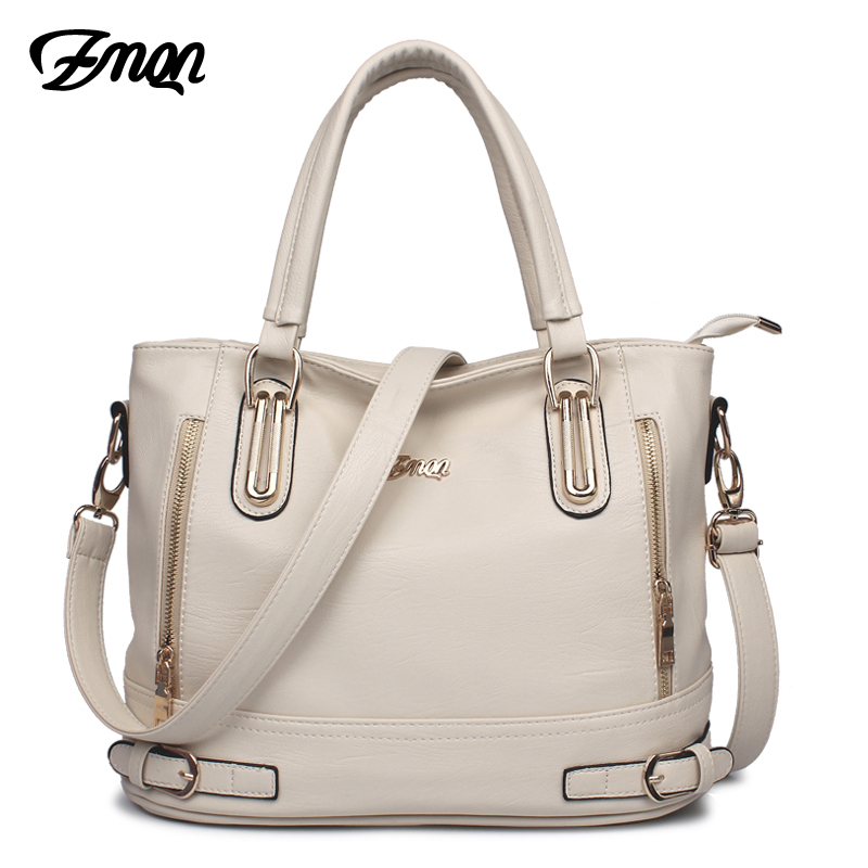ZMQN Luxury Handbags Women Bags Designer 2018 Bags Handbags Women Famous Brands High Quality PU Leather Soft Leather Bag A806 2018 soft genuine leather bags handbags women famous brands platband large designer handbags high quality brown office tote bag