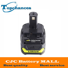 18V 2500mAh Li-Ion Rechargeable Battery For Ryobi RB18L25 One Plus for P103 P104 P105 P108