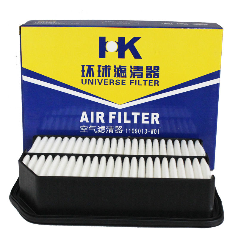 HK Car Air Filter For Nissan Paladin Pickup D22 Great Wall Safe UK-7265 auto part