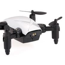 New Cute Mini Drone S9 2.4G 4CH 6-axis Gyro RC Drone No Camera Headless Mode One Key Return Foldable Dron RC Quadcopter RTF Gift