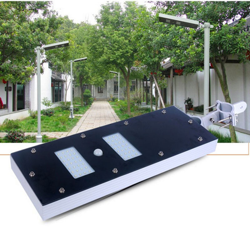 IP65 Waterproof Led Solar Light Outdoor Motion Sensor Street Lights 56 Leds  500 600 LM Led Solar Panel Street Light Road Garden In Solar Lamps From  Lights ...