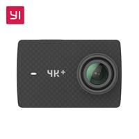 YI 4K+(Plus) Action Camera Set International Edition FIRST 4K/60fps Amba H2 SOC Cortex A53 IMX377 12MP CMOS 2.2LDC RAM EIS WIFI