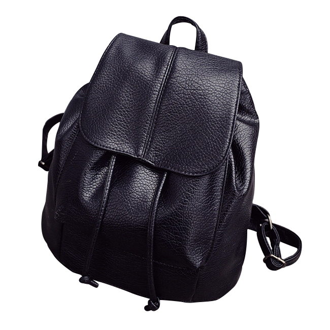 VSEN Hot summer school new college wind bag women washed leather backpack Korean tidal fashion leisure travel bag Boutique bac korean edition new middle school students college style double shoulder bag leisure pack men and women s travel backpack