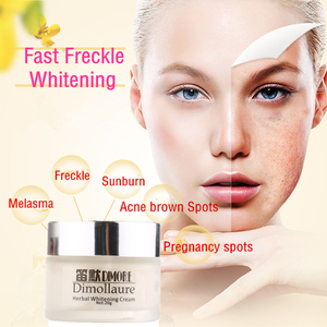 Image 5 - Dimollaure Strong Effect Whitening Cream 20g  Remove Freckle Melasma Acne Spots Pigment Melanin Face Care Cream By Dimore