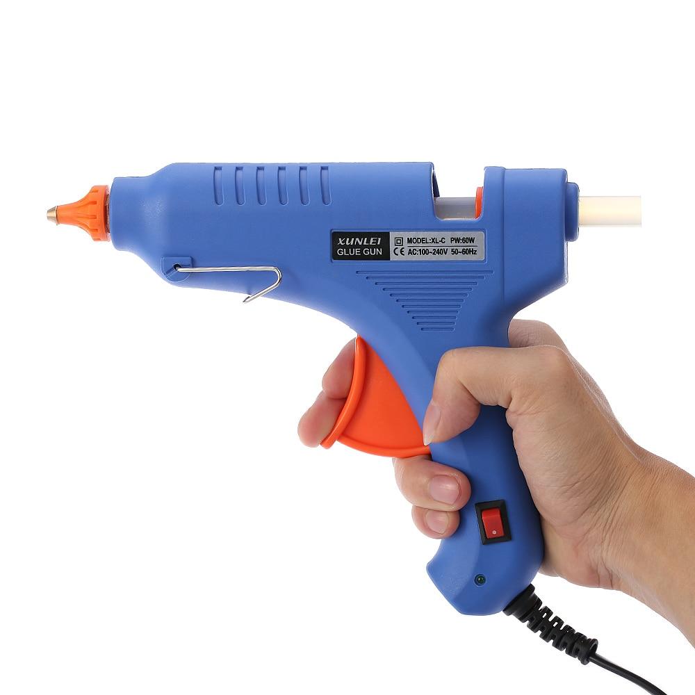 How do u say hot glue gun in spanish