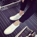 2016 summer canvas shoes men shoes white shoes white lace shoes men flats