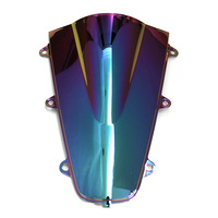 for Honda CBR1000RR Windscreen 2017 Year Motorcycle CBR 1000RR Windshield Iridium Wind Deflector