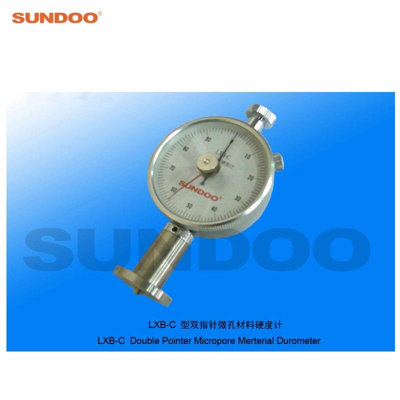 Здесь можно купить   Portable Analog Micropore Material Foam Sponge Rubber Durometer Sundoo LXB-C  Инструменты