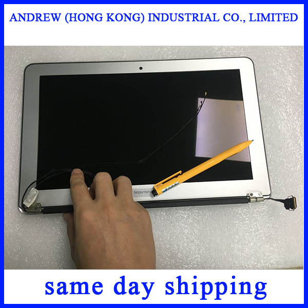 """Apple 13.3/"""" MacBook Air A1466 MMGF2LL//A 2015 LCD Screen Display Assembly"""