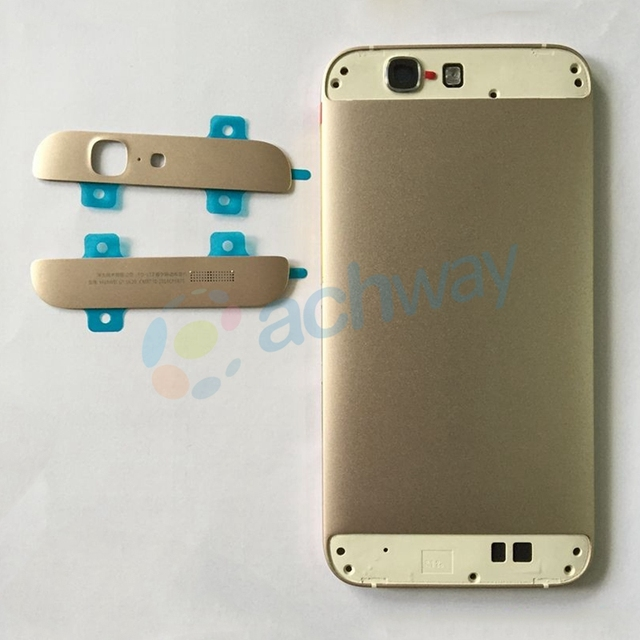 watch 85c62 22418 US $11.9 |For Huawei Ascend G7 Back Battery Cover Door Case+Camera Top  Bottom Cover For 5.5