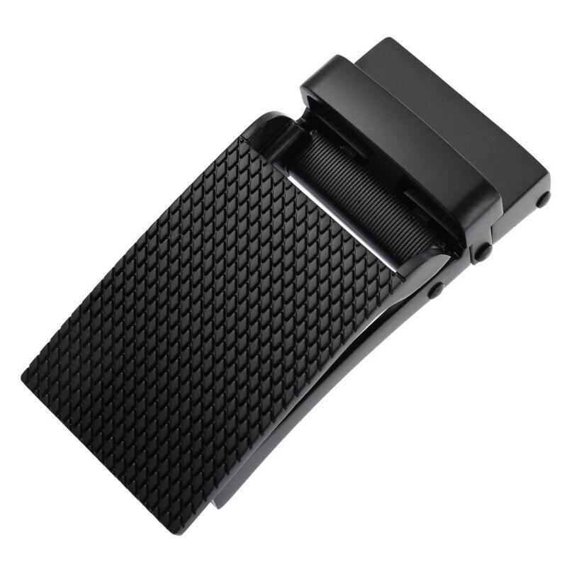 Fashion Men's Business Alloy Automatic Buckle Unique Men Plaque Belt Buckles For 3.1cm Automatic Buckle LY133-2033