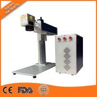 Chongqing Plastic Portable Steel Laser Engraver Printing Marking Machine