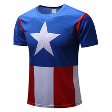 New 2019 Batman Spiderman Iron Man Superman Captain America Winter Soldier Marvel T Shirt Avengers Costume Comics Superhero Mens стоимость