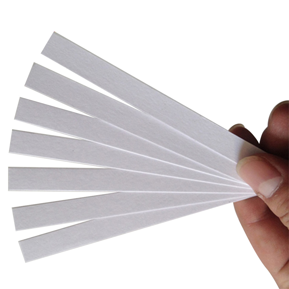 100 PCS Perfume Essential Oils Tester Test Strips Perfume Oils Paper Testing Strip Aromatherapy Fragrance Paper Strips 150 X 7mm