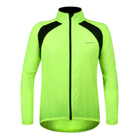 WOSAWE UV Protection Men S Cycling Jacket Long Sleeve Jersey Summer Bicycle Windproof Waterproof Skin Coat