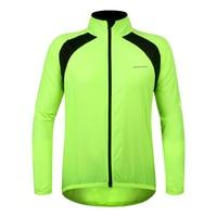 WOSAWE UV Protection Men S Cycling Jacket Long Sleeve Jersey Summer Bicycle Windproof Waterproof Skin Coat