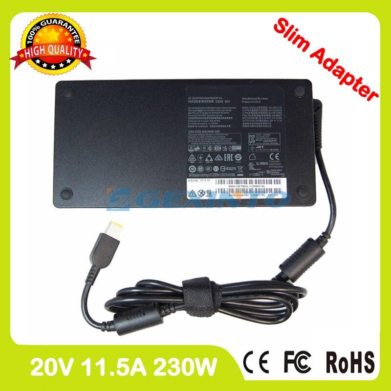 Натуральная 19.5 В 12.3a 120 Вт адаптер переменного тока Питание Для Delta/flextronics/DELL M6500 M6600 M6700 M4700 m4800 адаптеры питания для ноутбука Зарядное устройст... - 2
