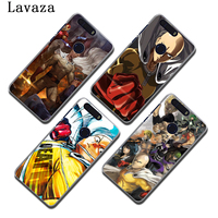 One Punch Man Phone Case for Huawei Y6 Prime Y5 II Y7 2017 2018 Nova 4 3i 3 2i Honor play 10 8X 8 9 Lite 6A 6C 7C 7X 7A Pro 4