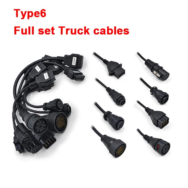 Truck cables