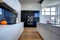 2017 популярные модульный кухонный шкаф поставщиков Китай фанеры туши новый дизайн мебели краски lacquere dular